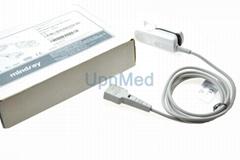 512F Original Mindray Adult Finger Clip Spo2 Sensor,DB 9Pin