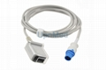 Siemens draeger OxiMax Spo2  Extension Cable