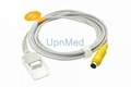 MEK Biosys spo2 adapter cable ,7pin to