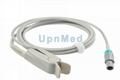 Mindray Spo2 Sensor,6pin,40degree (Masimo module)