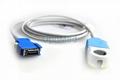 JL-302T Nihon Kohden Spo2 adapter cable