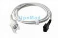 Nonin spo2 adapter cable