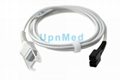 Nonin spo2 adapter cable