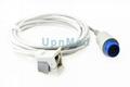Newtech (Digital tech) adult finger clip  Spo2 sensor,12 pin