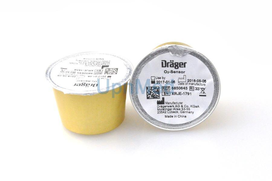 DRAGER 6850645 oxygen sensor O2 Cell