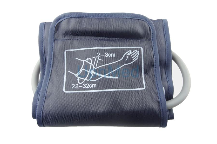 Sphygmomanometer NIBP cuff with metal ring 1
