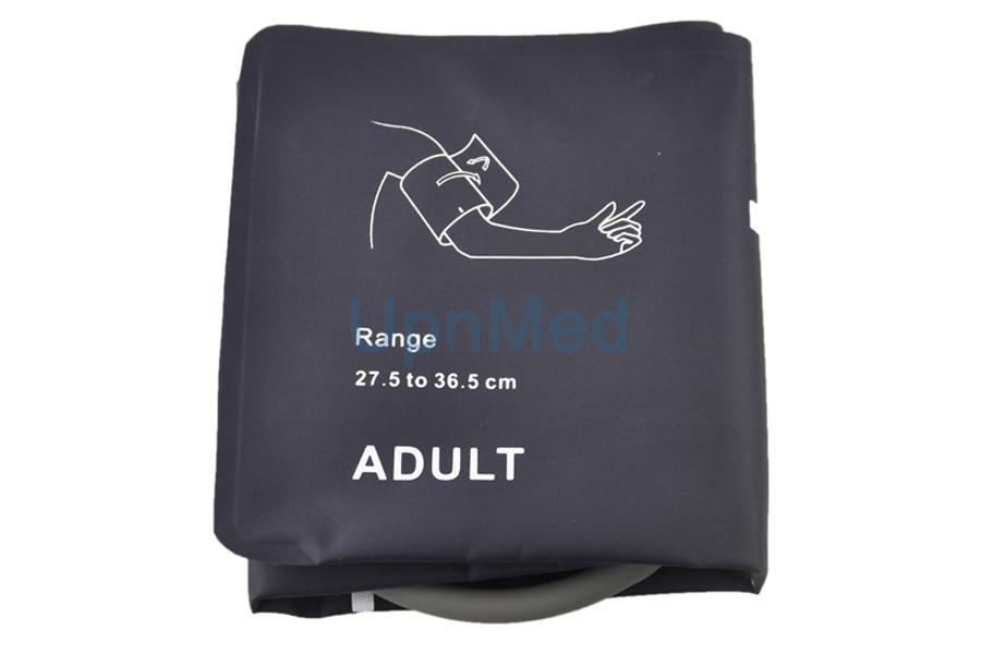 No-Bladder adult single tube NIBP cuff 1