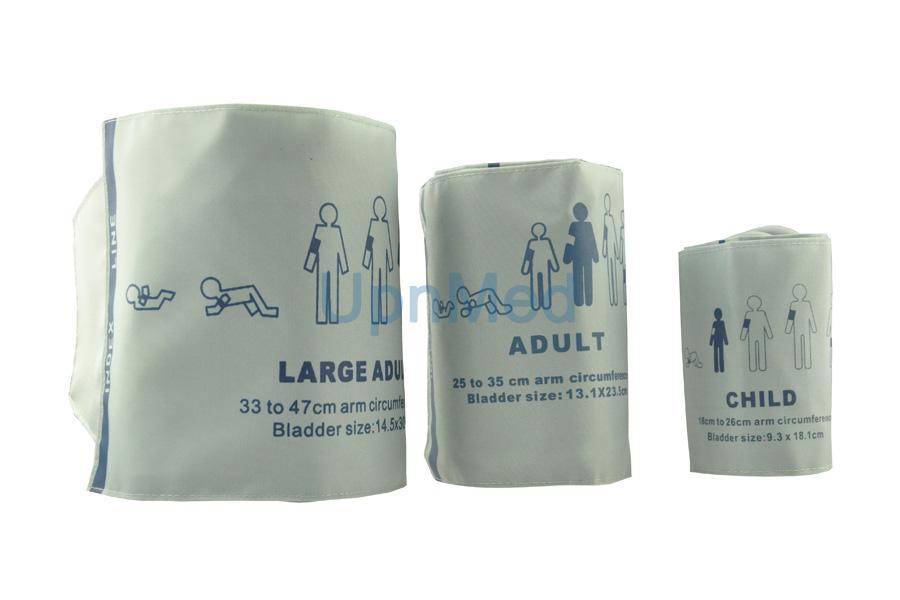 Mindray reusable adult single tube NIBP cuff  1