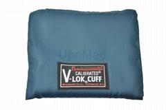 Reusable V-LOK NIBP cuff
