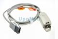 OXY-F4-MC TS-F4-MC GE Ohmeda TruSat SpO2 sensor