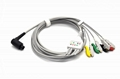Corpuls 3 ECG Cable with lead wires