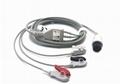 Goldway Mindray ECG Cable with leadwires