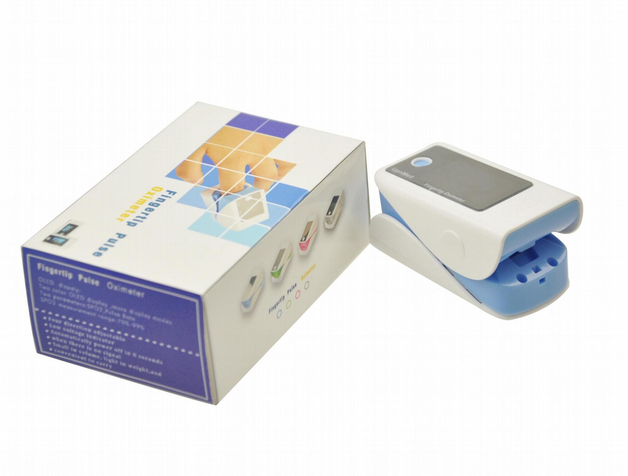 UPNMED Fingertip pulse oximeter