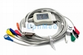 M3703C Philips 10 lead EKG cable with leadwires