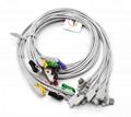 GE 10 lead EKG leadwires
