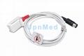 Schiller Masimo SpO2 Adapter Cable
