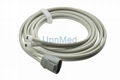 GE PRO1000  Blood Pressure Tubing with connector 1