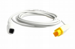 Nihon Kohden Abbott IBP adpater Cable