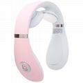 Neck Massager Cervical,Pink Color