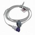 Spacelabs SpO2 Sensor, Oximax version