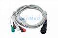 Saadat Heyer Sierra Neptune ECG Cable