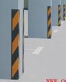 交通設施護角