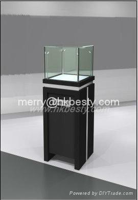 高檔珠寶展示櫃 4