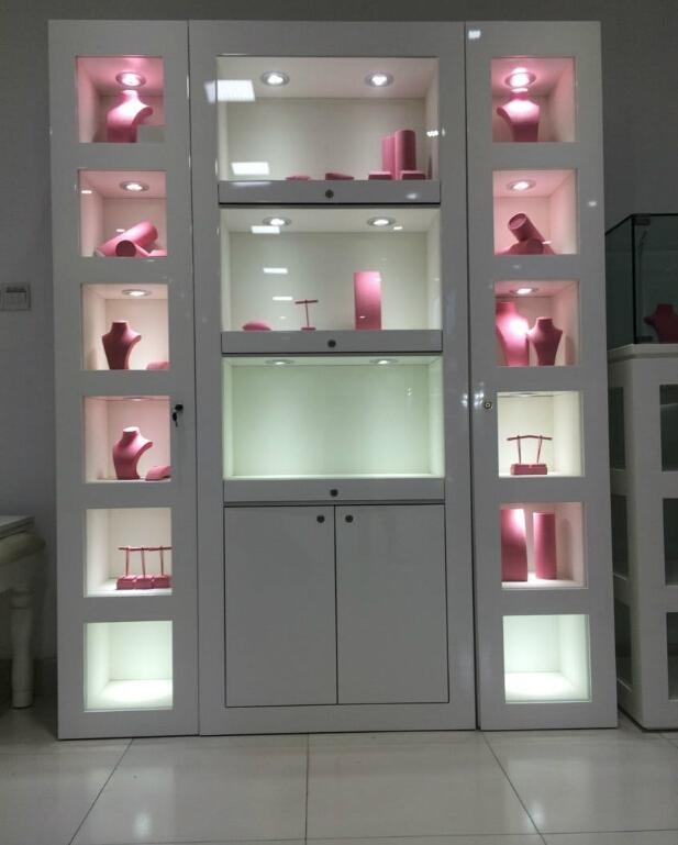 Jewelry Wall Display Showcases Design China Manufacturer Product
