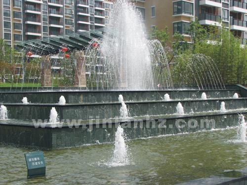 小區水景 1
