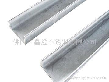 304不鏽鋼槽鋼 2