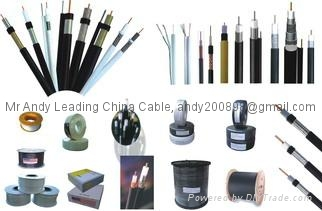 coaxial cable rg6 rg59 rg11 coaxial cable jianeng china manufacturer communication cable