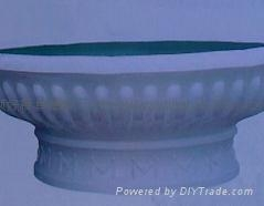 China Silicone rubber Used for Resin Flower pots