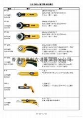 日本爱利华 (OLFA) 工具刀