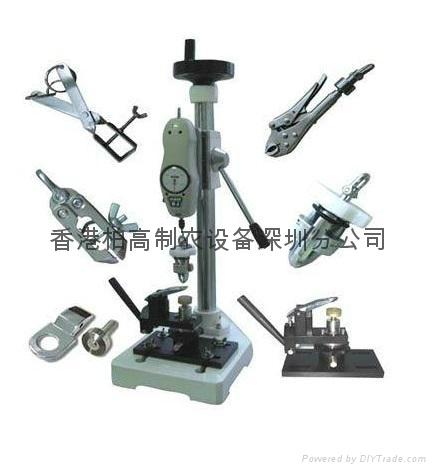 SOKO 钮扣拉力测试仪器 4