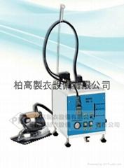 Italy SG-5 Table model Steam Generator w/Iron