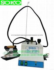 Italy PC-2100 Table model Steam Generator w/Iron