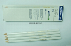 德國施德樓(STAEDTLER)水溶性白色鉛筆