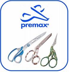 義大利製造比美士專業裁縫剪刀
