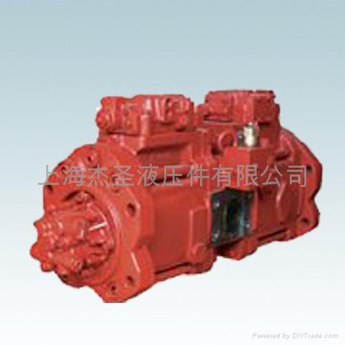 韩国川崎液压泵图片