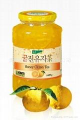 贵阳韩国柚子茶