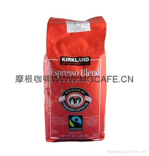 原装进口星巴克(浓缩)咖啡豆 1