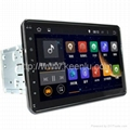 In Dash 10.1 Inch Android Car Navigation