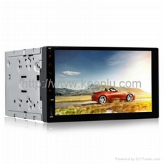 In Dash 7 Inch Android Car Navigation