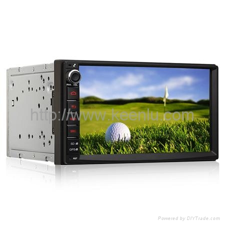 2 Din Universal In Dash Android Car Navigation 1