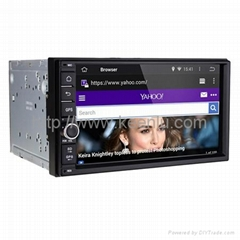 Android Car Navigation In Dash 7 Inch Universal