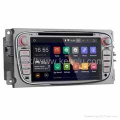 7 Inch In Dash Android Car DVD GPS for