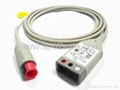 Bionet BM3 3-lead ECG trunk cable