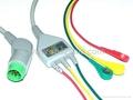 Compatible KONTRON patient cable with