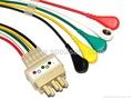 日本光電BR-021P扣式5導