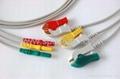 DIN型夾式三導連線